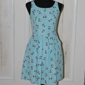 Sunny Girl Dress w/side pockets and fully lined